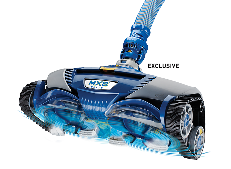 Zodiac MX8 Elite suction pool cleaner